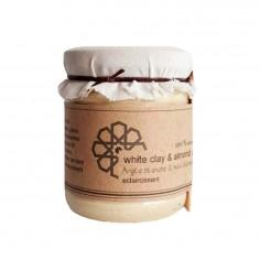 Eva Beauty - Masque argile blanche & huile d'amande 220 gr - Evabeauty