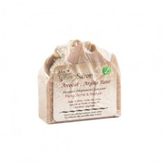Ma douce nature - Savon argile rose huile avocat - Ma douce nature