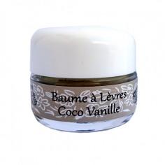 Baume à lèvres coco vanille