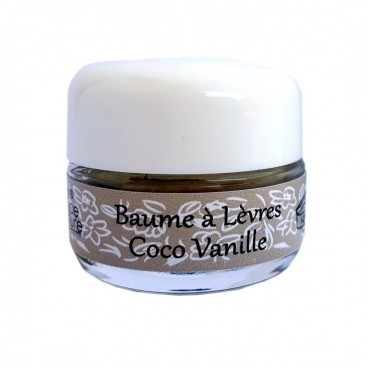 Ma douce nature - Baume à lèvres coco vanille - Ma douce nature