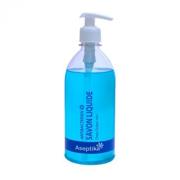 Aseptika - Savon liquide Antibactérien Deep Ocean - Aseptika