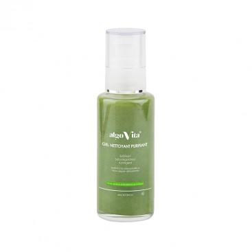 Gel nettoyant purifiant ALGOVITA - peaux mixtes et grasses