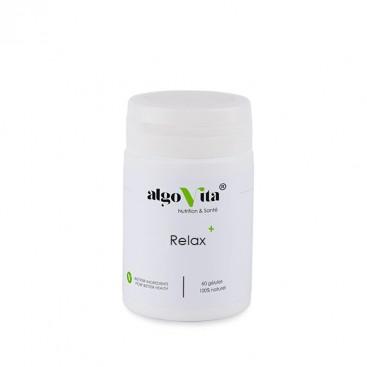 AlgoVita - Complément alimentaire Relax+ - Algovita
