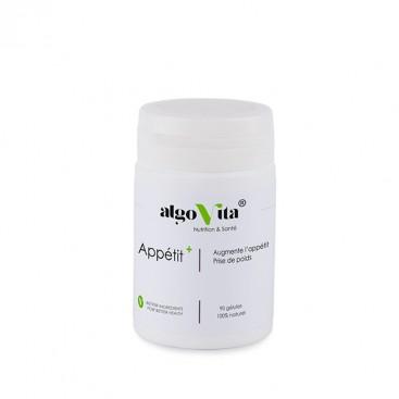 AlgoVita - Complément alimentaire Appétit+ - AlgoVita
