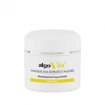 AlgoVita - Masque de visage nourissant - Algovita
