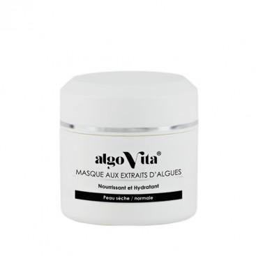 AlgoVita - Masque de visage Nourrissant/Hydratant - Algovita