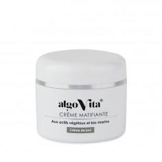 Crème hydratante matifiante - Algovita