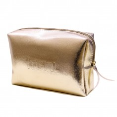 "MAKEUP BAG ""ROSE GOLD"""