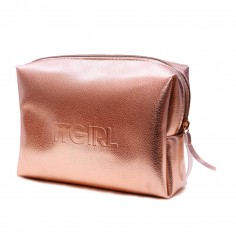 "MAKEUP BAG ""GOLD"""