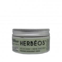 Crème déodorante aux Poudres naturelles et huiles essentielles