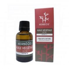 Herbèos - Huile de ricin 35 ml - Herbeos