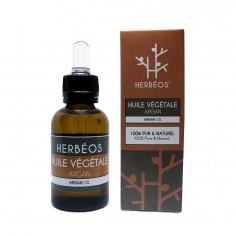 Herbèos - Huile d'argan 35ml - Herbeos