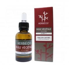 Herbèos - Huile de jojoba 35ml - Herbeos