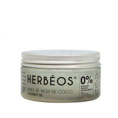 Herbèos - Huile de noix de coco 100 ml - Herbeos