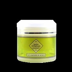 Jardin Amazygh - Déodorant crème à l'huile essentielle de verveine - Jardin amazigh