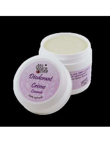 Ma douce nature - Déodorant crème Lavande - Ma douce nature