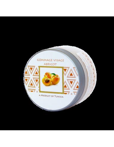 Eva Beauty - Gommage Visage abricot - Evabeauty