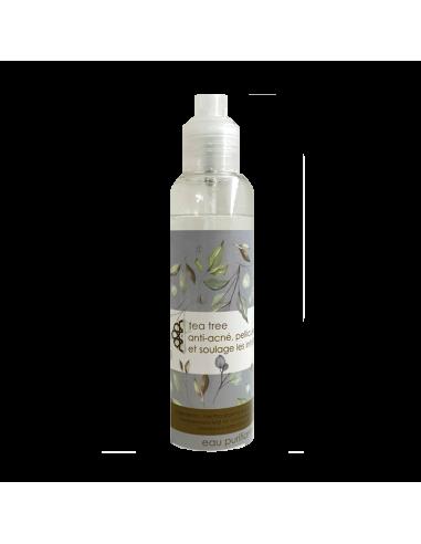 Eva Beauty - Tea tree Eau purifiant pour peau grasse - Evabeauty