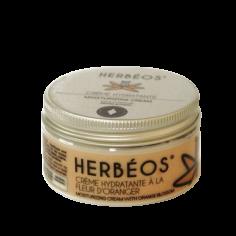 Herbèos - Crème hydratante à la fleur d'oranger - Herbeos