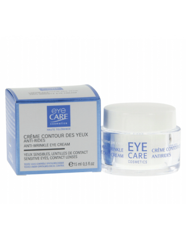 Eye care - EYE CARE - CRÈME CONTOUR DES YEUX ANTI-RIDES