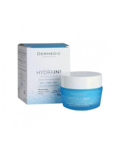 DERMEDIC - DERMEDIC HYDRAIN 3 CRÈME HYDRATANTE SPF15