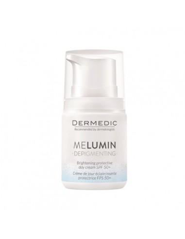 DERMEDIC - DERMEDIC MELUMIN Crème de jour protectrice éclaircissante SPF50+