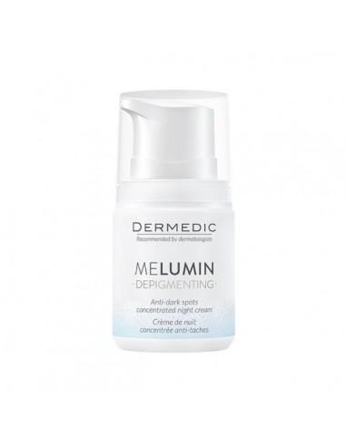 DERMEDIC - DERMEDIC MELUMIN Crème de nuit concentrée anti-taches
