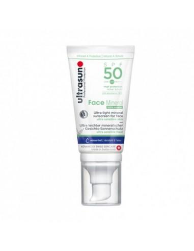 Ultrasun - ULTRASUN FACE MINERAL SPF50