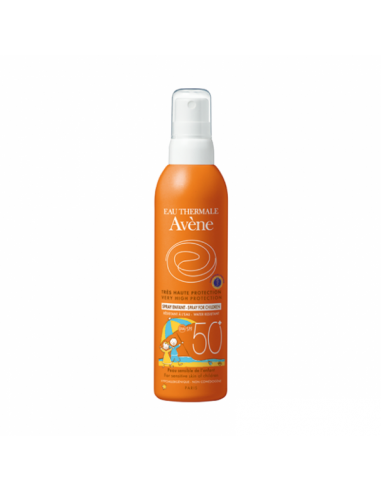 AVENE - AVENE Spray SPF 50+ Enfants