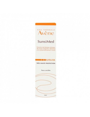 AVENE - AVENE SUNSIMED - TRÈS HAUTE PROTECTION 80ML