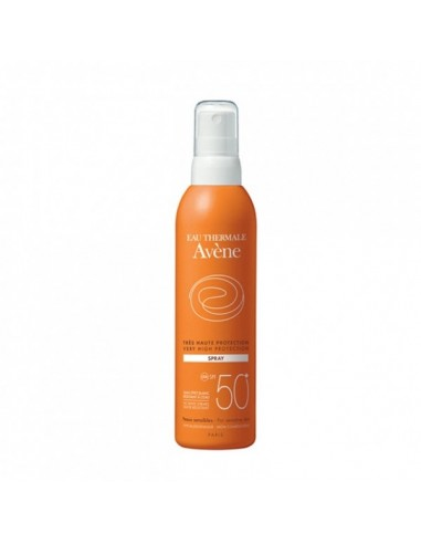AVENE - AVENE SPRAY SPF 50+ 200ML