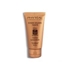 Phyteal - PHYTÉAL écran solaire teinté beige rosé clair spf 50 50ml
