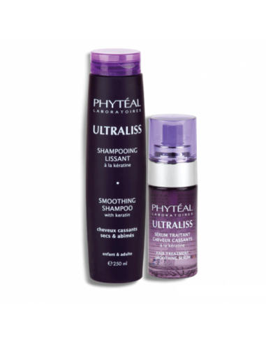 Phyteal - phyteal ultraliss duo lissant à la kératine