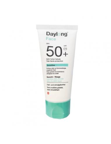 Daylong - DAYLONG FACE SPF 50+ GEL-FLUIDE Léger 50ML