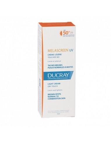 Ducray - DUCRAY MELASCREEN UV CRÈME LÉGÈRE SPF50 40ML