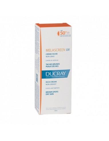 Ducray - DUCRAY MELASCREEN UV Crème riche SPF50+ 40ML