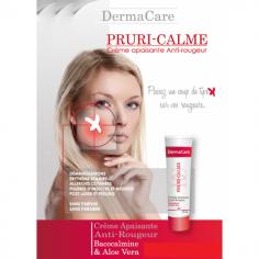 Dermacare - DERMACARE PRURI-CALME ANTI ROUGEUR 50ML