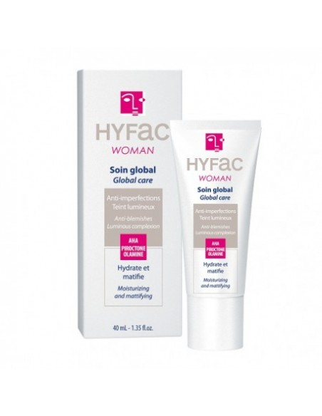 DERMEDIC - Hyfac women Soin global , 40 ml