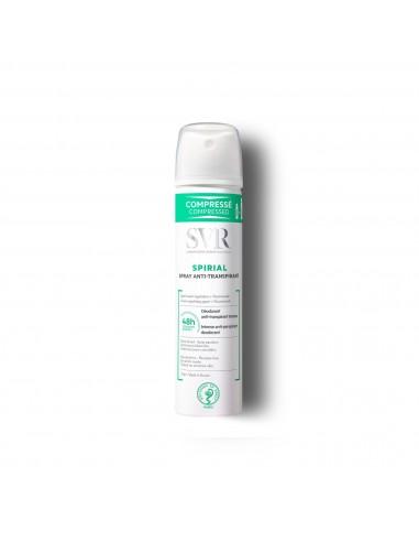 SVR - SVR SPIRIAL Spray DEODORANT Anti-Transpirant 75 ML Compressé