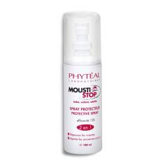 Phyteal - phyteal moustistop spray protecteur à l'aloé vera