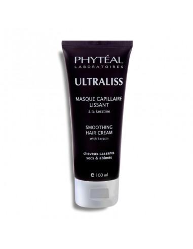 Phyteal - phytéal ultraliss masque lissant à la kératine 100ml