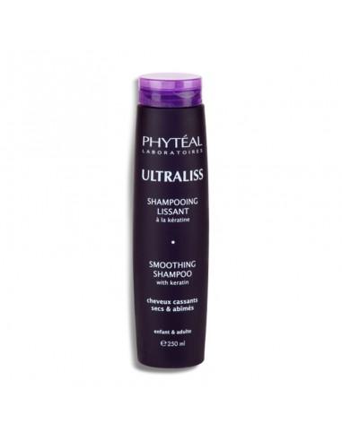 Phyteal - phytéal ultraliss shampooing lissant à la kératine 250ml