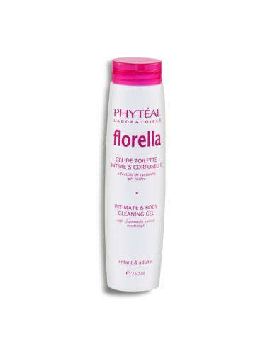 Phyteal - phyteal florella gel de toilette intime et corporelle