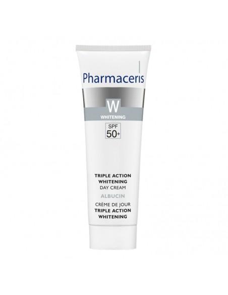 Pharmaceris - Pharmaceris Albucin crème de jour SPF50+