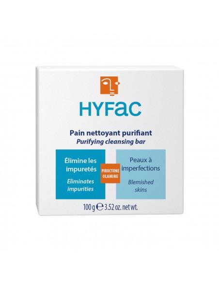 DERMEDIC - Hyfac Pain nettoyant purifiant , 100 gr