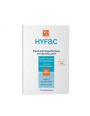 Hyfac - Hyfac Patch Spécial Imperfections 2 Sachets de 15 Patchs