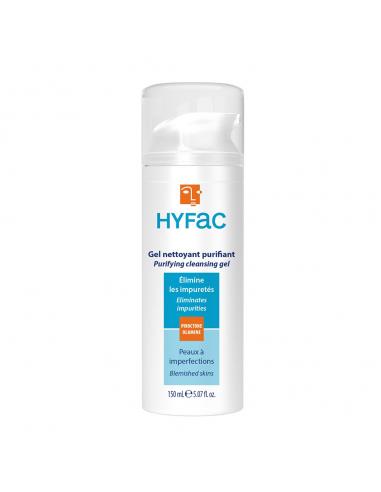 Hyfac - HYFAC Gel nettoyant purifiant 150ML