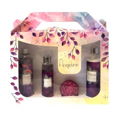 Prosmetic's - Coffret Angéline Prestige Rose de damas & patchouli - Prosmetics