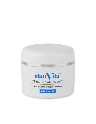 AlgoVita - Crème Éclaircissante Peau mixte à grasse - AlgoVita