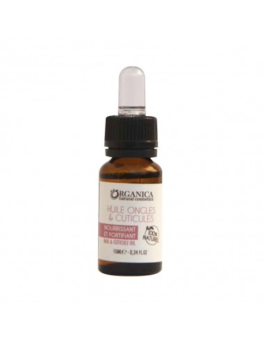 Organica - Huile ongles et cuticules - Organica